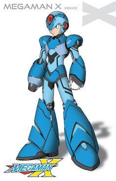 Megaman X-Ver.Ke-Shaded by Redblaze4080 on DeviantArt