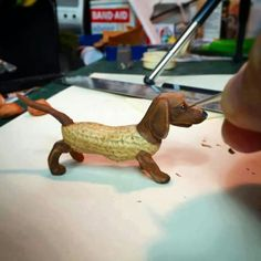 Steve Casino, painter of nuts via Facebook