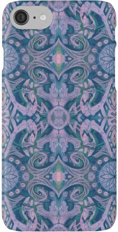 """""""Summer Twilight """" iPhone Cases & Skins by clipsocallipso 