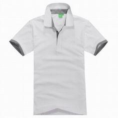 dc15fd4c Hugo Boss Polos · cheap polo ralph lauren shirts Boss Green Regular Fit ' Patrick Pro' Polo Shirt White