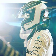 Valtteri Bottas | Mercedes F1 Driver | 2017 Pre-Season Test, Barcellona