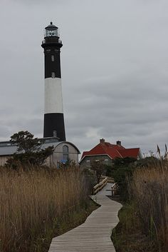Fire Island Lighthouse, NY.
