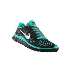 Wholesale Nike Free Run Shoes, Wholesale Tiffany Free Runs, Tiffany... ❤ liked on Polyvore featuring shoes, athletic shoes, nike footwear, nike shoes, nike athletic shoes, blue running shoes and blue color shoes