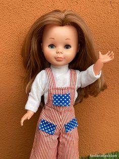 Muñeca Nancy antigua. Hipster, Dolls, Style, Fashion, Clothes Crafts, Childhood Memories, Antigua, Baby Dolls, Swag