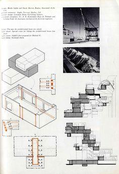 Moshe Safdie |  Habitat 67 | Montreal;Canada | 1967