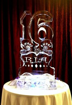 1000 Images About Ice Sculptures Numbers On Pinterest