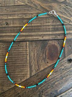 Beaded Chocker, Beaded Choker Necklace, Seed Bead Necklace, Seed Bead Jewelry, Bead Jewellery, Jewelry Necklaces, Beaded Bracelets, Necklace Ideas, Seed Beads