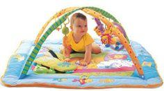 GYMINI TEKMELE VE OYNA JİMNASTİK HALISI   Bebek tarafından kullanılacak en son gelişme, keşif ve zevk ortamı. Bebeğin fiziksel, duyusal ve duygusal gelişimi için tasarlanmış jimnastiği halısı.