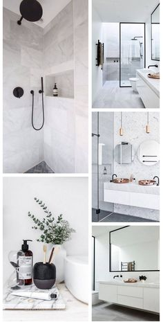 Kristina Andersen - Page 15 of 342 - Modern Bathroom Decor, Bathroom Interior, Small Bathroom, Master Bathroom, Indoor Paint, Vibeke Design, Bathroom Humor, Bathroom Inspiration, Bathroom Inspo