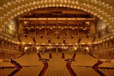 Auditorium Theatre #Chicago