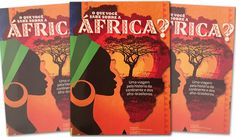 Livro 'O que você sabe sobre a África?' é distribuído nas escolas