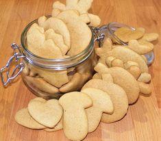 Bögrés mézes Gingerbread Cookies, Peanut Butter, Biscuits, Desserts, Food, Gingerbread Cupcakes, Crack Crackers, Tailgate Desserts, Cookies