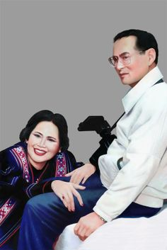 King & Queen of Thailand. His Majesty King Bhumibol Adulyadej, has reigned since 9 June 1946, making him the world's longest reigning current monarch. Most of the King's powers are exercised by his elected government in accordance with the current constitution. The King still retains many powers such as: being head of the Royal Thai Armed Forces, the prerogative of royal assent and the power of pardon. He is also the defender of the Buddhist faith in Thailand…