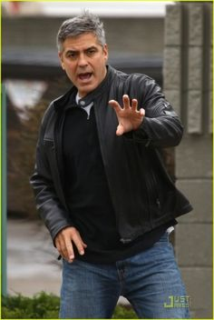 George Clooney The Ides of March Belstaff Jacket