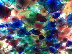 Ceiling at the Bellagio