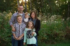 Picture Ideas for Family of Five | Family of five picture ideas