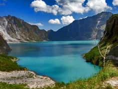 Most beautiful the spots world amazing top beauty sites country visited worlds travel destinations spot sights Makeup Looks Winter, Mount Pinatubo, Most Beautiful, Beautiful Places, Beauty Youtubers, Beauty Bay, Top Beauty, Exotic Beaches, Beauty Studio