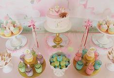 Pastel Princess Party with So Many Darling Ideas via Kara's Party Ideas | KarasPartyIdeas.com #Princess #Party #Ideas #Supplies (14)