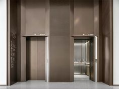 Lobby Interior, Interior Stairs, Interior Lighting, Space Interiors, Office Interiors, Elevator Lobby Design, Lift Design, Hotel Hallway, Hall Design