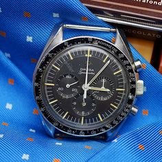 The Omega Speedmaster Calibre 321 - Q&A with Federico Nolfi contributor to Horbiter and longlife Omega collector