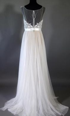 c703a0555aeb Watters 4061B  buy this dress for a fraction of the salon price on  PreOwnedWeddingDresses.