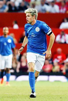 Niall Soccer Aid 2016