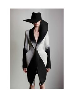 DION LEE WOOLMARK COLLECTION