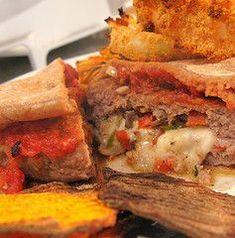 Oprah Winfrey's Favorite Burgers - Mar-A-Lago Turkey Burgers - Recipe Detail - BakeSpace.com