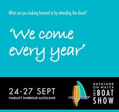 #aowbs www.auckland-boatshow.com #boat #discover_boating #boat_show #aowbs