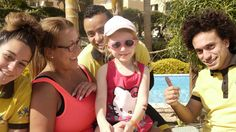 The Animation Team at Coral Sea Resorts Sharm El Sheikh, Egypt
