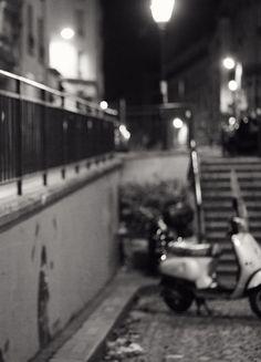 Pariisin tunnelmaa