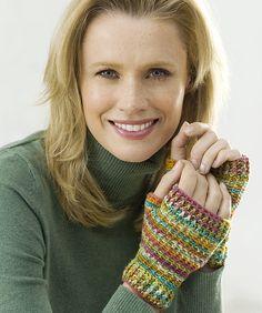 Easy Crochet Wristers