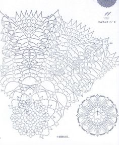 #ClippedOnIssuu de Crochet lace