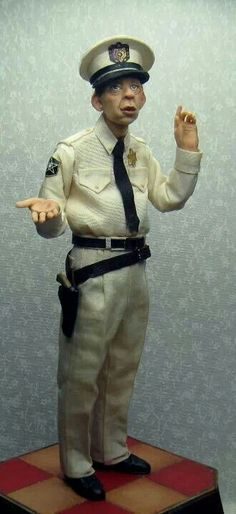 "Don Knotts as ""Deputy Barney Fife"", from the Andy Griffin Show"