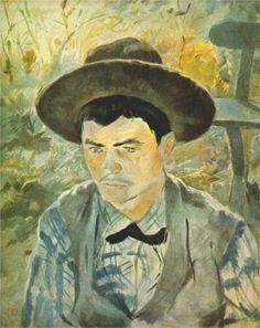 Young Routy - Henri de Toulouse-Lautrec 1882