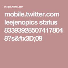 mobile.twitter.com leejenopics status 833939285074178048?s=09