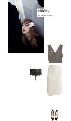 """naive"" by vintagepage on Polyvore"
