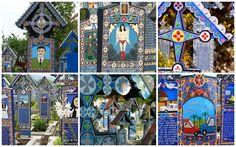 El Cementerio Alegre - Rumania-001