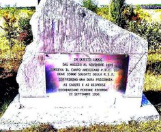 AVANGUARDIA NAZIONALE BERGAMO: PWE 336,337,338:  COLTANO PRISONER OF WAR ENCAMPME...