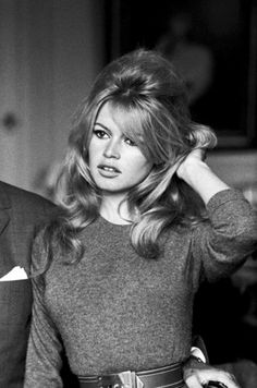 Bridget Bardot has always been a big style inspiration - love her teased hair, smokey eyes, nude lips and best of all - the gap in her front teeth!