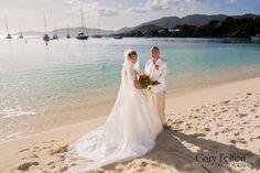 Cruise ship wedding via http://www.beachweddingsbydeb.com