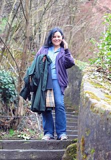 Diana Gabaldon, best-selling author of the Outlander book series.