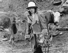 Malcolm McLaren with the Hillbillies in the Appalachian Mountains