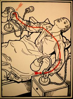 1930s: 30 ways to die from electrocution, #1