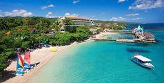 Sandals Ocho Rios, Jamaica