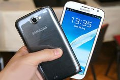 Samsung Galaxy Note 2 Has Caught Android Lock Screen Bypass Glitch, Mobizzz