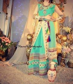 Kabyle Dress Algeria #algeriantraditionaldresses #Algérie #الجزائر #Algeria