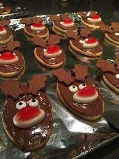 Reindeer milk arrowroot biscuits for Christmas