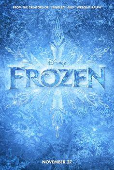 Frozen (November 2013). New Disney movie!!!