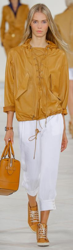 Ralph Lauren. Spring 2016. Ready To Wear.